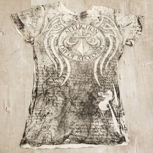 Affliction Day of Reckoning Tshirt